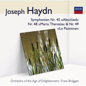 Haydn Symphonien Nr. 45, Nr. 48 & Nr. 49 - Audior