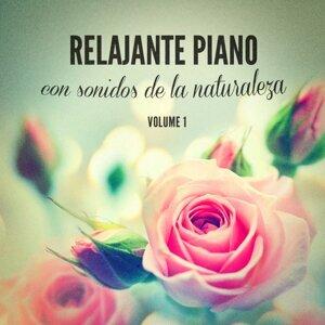 Relajante piano con sonidos de la naturaleza