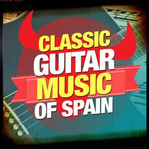 Classic Guitar Music of Spain