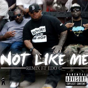 Not Like Me Remix