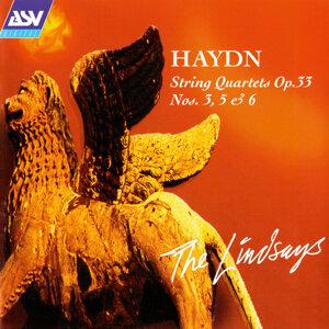 Haydn: String Quartets, Op.33 Nos. 3, 5, 6