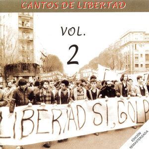 Cantos de Libertad Vol. 2