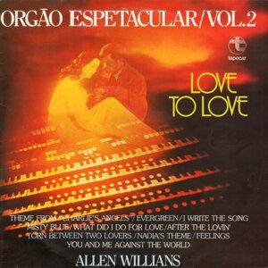 Órgão Espetacular, Vol. 2 - Love to Love