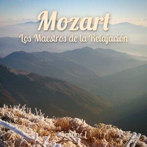 Los Maestros de la Relajación: Mozart, Vol. 1