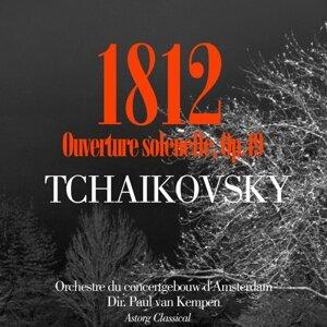 Tchaikoksky : ouverture solennelle 1812, Op. 49