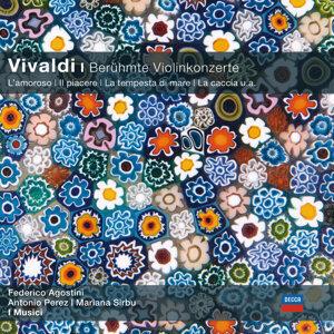 Vivaldi: Violinkonzerte (CC)