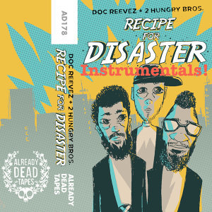 Recipe For Disaster Instrumentals