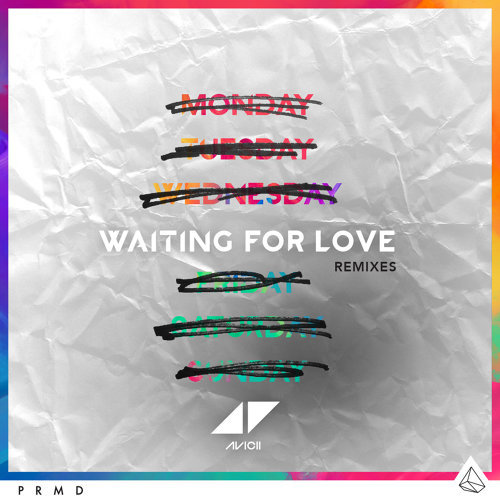 Waiting For Love - Marshmello Remix