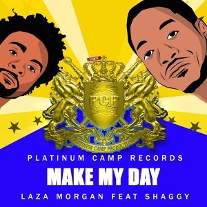Make My Day (feat. Shaggy)