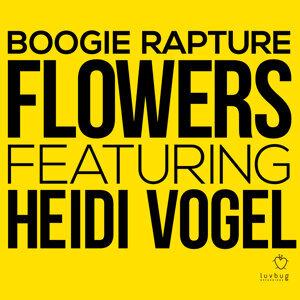 Flowers featuring Heidi Vogel