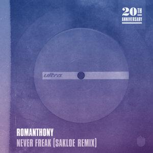 Never Freak (Sakloe Remix) - Sakloe Remix
