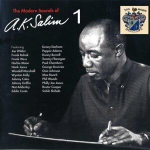 The Modern Sounds of A.K. Salim - 1