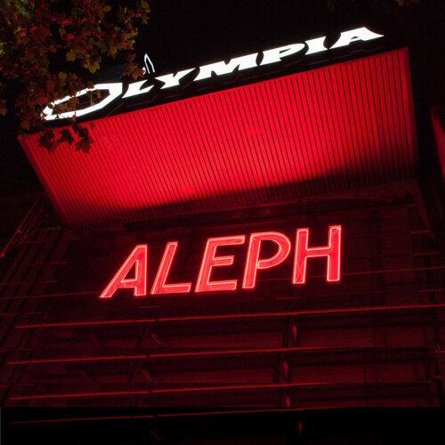 Aleph Live at Olympia De Paris