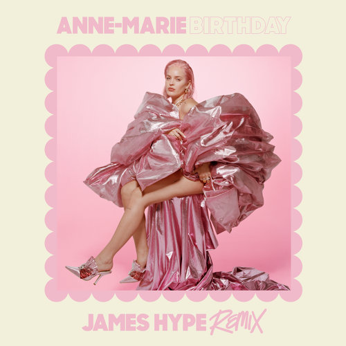 Birthday - James Hype Remix