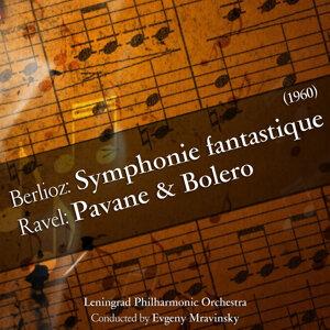 Berlioz: Symphonie fantastique / Ravel: Pavane & Bolero [1960]