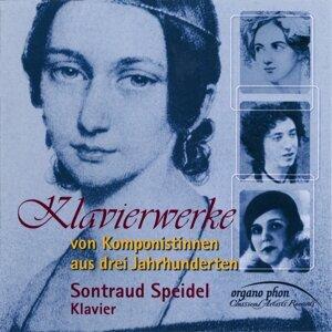 Klavierwerke von Komponistinnen aus drei Jahrhunderten