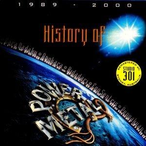 History of Power Metal - 1989-2000