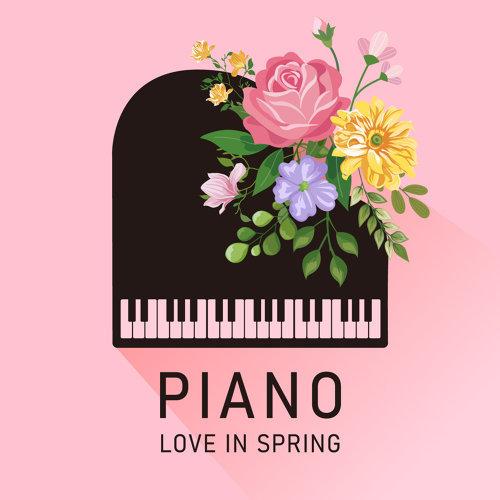 春天的愛情鋼琴曲 (Piano Love in Spring)
