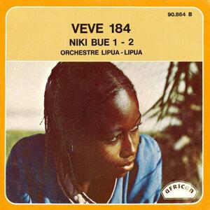 Veve 184: Niki Bue 1 - 2