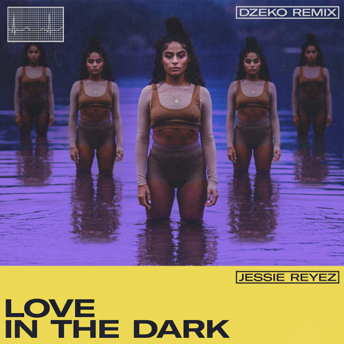 LOVE IN THE DARK - Dzeko Remix
