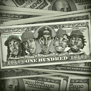 100 (feat. Kid Ink, Ty Dolla $ign, Iamsu!, & Tyga)