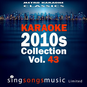 Karaoke 2010s Collection, Vol. 43