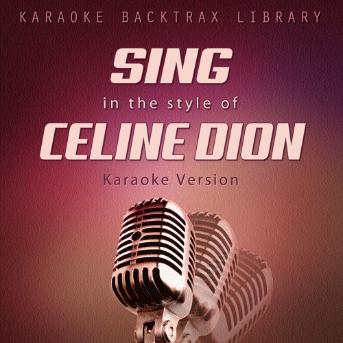 blue christmas originally performed by celine dion karaoke version - Blue Christmas Karaoke