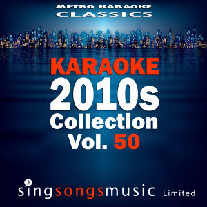 Karaoke 2010s Collection, Vol. 50