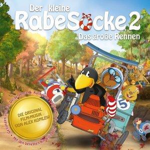 Der kleine Rabe Socke II - Das große Rennen