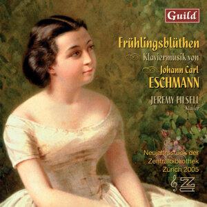 Eschmann: Frühlingsblüthen, Caprice-Etude, Lyrische Blätter, Op. 12 & 15