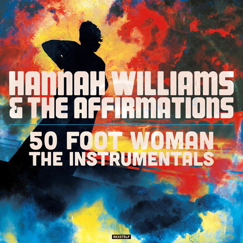 50 Foot Woman - The Instrumentals