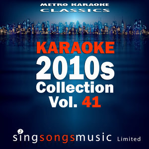 Karaoke 2010s Collection, Vol. 41