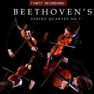Finest Recordings - Beethoven's String Quartet No. 7