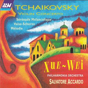Tchaikovsky: Violin Concerto; Sérénade Mélancolique; Valse-Scherzo; Mélodie