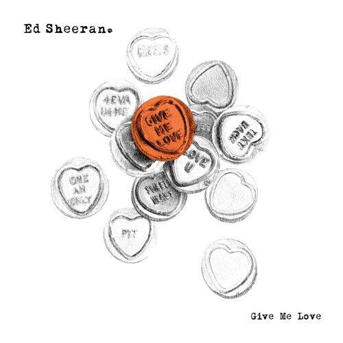 Give Me Love-Lyrics-Ed Sheeran-KKBOX