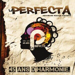 45 ans d'harmonie (Patrimoine musical caribéen) [1970-2015]
