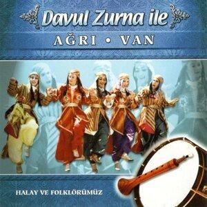 Davul Zurna ile Ağrı-Van - Halay ve Folklörümüz
