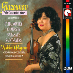 Glazounov - Tchaikovsky - Chausson - Sarasate - Saint-Saëns
