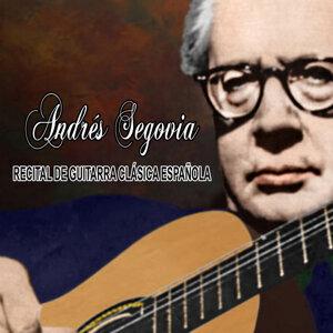 Recital de guitarra clásica española
