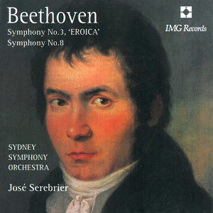 Beethoven: Symphony Nos. 3 & 8
