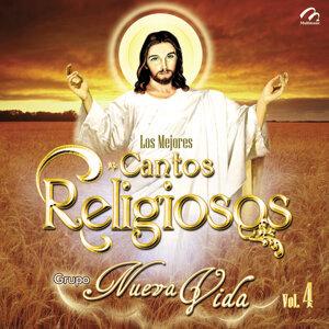 Los Mejores Cantos Religiosos, Vol. 4