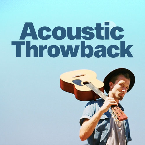 Acoustic Throwback