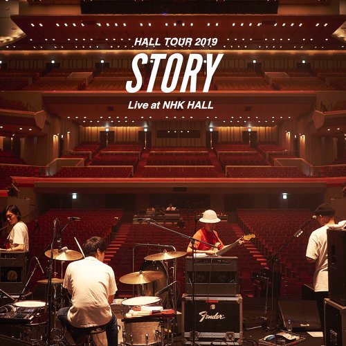 "HALL TOUR 2019 ""STORY"" Live at NHK HALL"