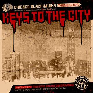 Chicago Blackhawks Keys To The City