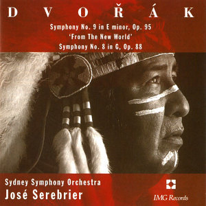 Dvorak: Symphony Nos. 9 & 8