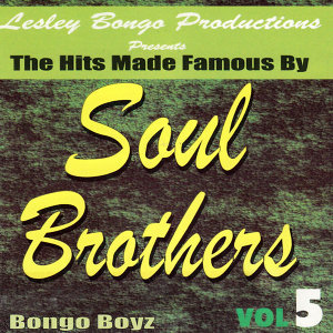 Lesley Bongo Productions Presents Hits Made Famous By Soul Brothers, Vol. 5