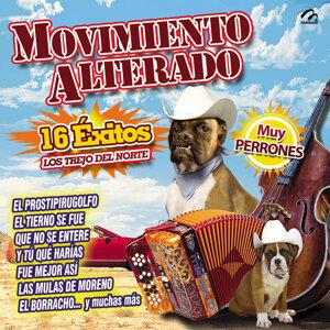 """16 Exitos Movimiento Alterado """"Muy """"Perrones"""""""