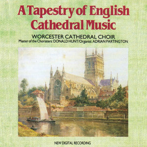 A Tapestry of English Cathedral Music