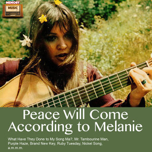 Peace Will Come According To