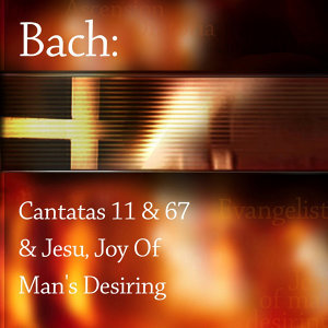 Bach: Cantatas 11 & 67 and Jesu, Joy of Man's Desiring